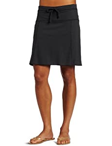 Horny Toad Women's Serena Skort, Black, X-Small