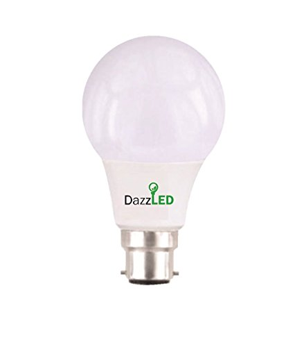 DazzLED-7W-B22-LED-Bulb-(Cool-Day-Light)