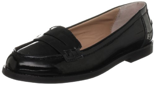 Pied A Terre Women's Gilia Black Formal Loafers A11L/PA10/CAT0019 6 UK