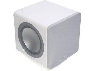 Cambridge Audio Minx X200 Subwoofer, High Gloss White