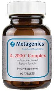 Metagenics - D3 2000 Complex 2000 IU - 90 Tablets Formerly I