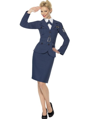 Air Force Blues Costume - Women