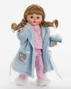Madame Alexander Wendy Has The Sniffles Doll