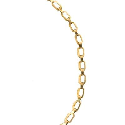 Koch A14911 1/0 by 10-Feet Plumbers Chain, Brass by Koch Industries