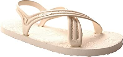 Flojos 101 Sandals, Ivory, mens 5