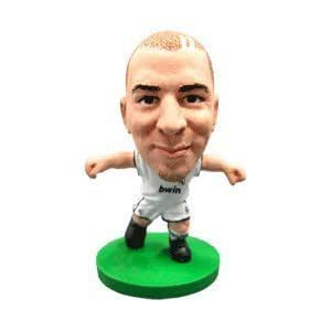 Amazon.com: Real Madrid Soccer Starz Karim Benzema-One Size by None