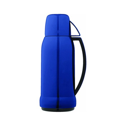 Thermos 37110A Transluscent Vacuum Bottle color may vary.