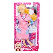 Barbie I Can Be Doll Fashion Outfit Assorted Career Outfits - 1