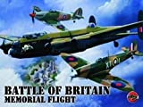 Battle of Britain Memorial Flight - Airfix Box Lid Design - Large Metal Sign