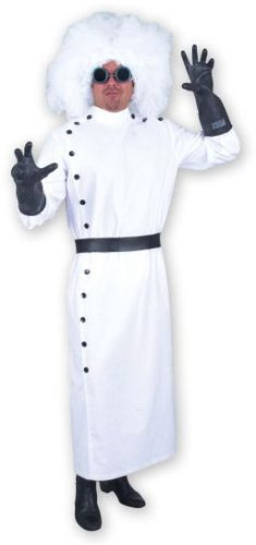 Teen Mad Scientist Halloween Costume