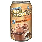 Worldwide Sport Nutrition Pure Protein Shake Cookies Crm, 12 drinks