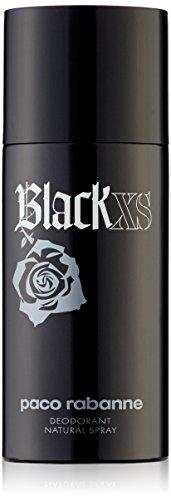 Paco Rabanne Black Xs Deodorante per Uomo - 150 ml
