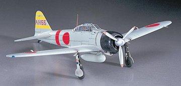 1/72三菱 A6M2 零式艦上戦闘機 21型