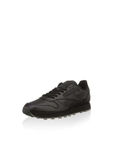 Reebok Sneaker Cl Solids schwarz