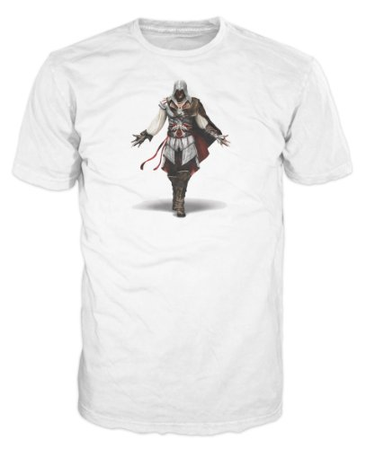 Assassin's Creed Video Game T-Shirt (White)