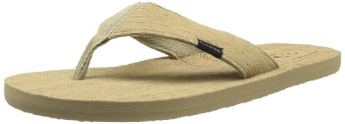 O'Neill Shoes Mens Koosh Thong Sandals 404522-7019-41 Byron Beige 7 UK, 40.5 EU, 7.5 US Regular