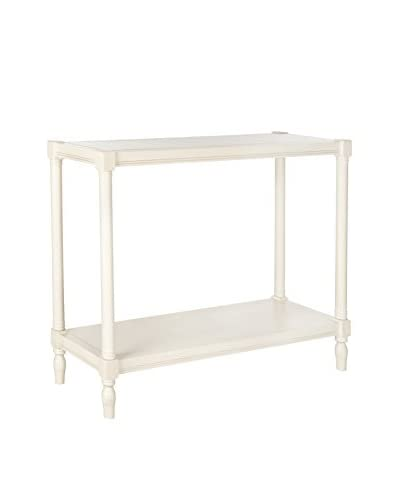 Safavieh Bela Console Table, White