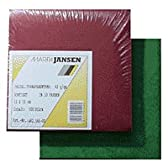 【MARPAJANSEN/マーパヤンセン】パラフィン折り紙M 15×15cm