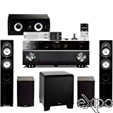 Yamaha RX-A3000 7.1-Channel Audio/Video Receiver Energy CB-5 Bookshelf Speake...
