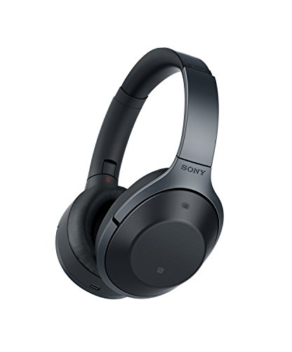 Sony-Premium-Noise-Cancelling-Bluetooth-Headphone-Black-MDR1000XB
