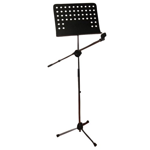 Pyle-Pro PMSM9 Heavy Duty Tripod Microphone And Music Note Stand