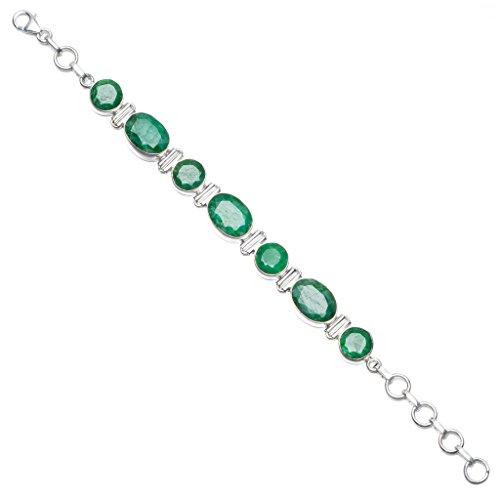 stargems-tm-natural-esmeralda-plata-de-ley-925-pulsera-6-7-1-4-