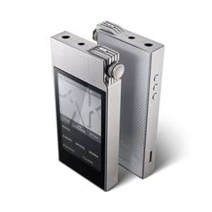 iriver Astell&Kern AK120II 128GB デュアルDAC&バランス出力搭載 ストーンシルバー AK120II-128GB-SLV