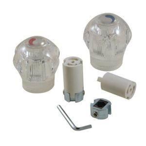 danco large acrylic universal handles with adapters 80014 amazon
