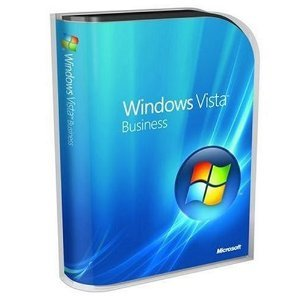 Microsoft Windows Vista Business FULL VERSION [DVD] [OLD VERSION]