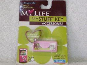 MY LIFE Mystuff Key #4
