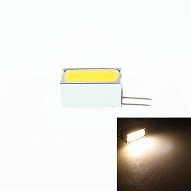 Rayshop - G4 1.5W Cob Led 90-120Lm 3000-3500K Warm White Spotlight(Dc/Ac12-16V)