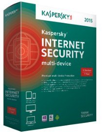 Kaspersky Internet Security Multi-Device 2015 - Software De Seguridad, 3 Usuarios