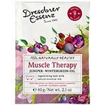 Frontier Natural Products 228781 Herbal Bath Salts Muscle Therapy Packets 2.1 Oz.