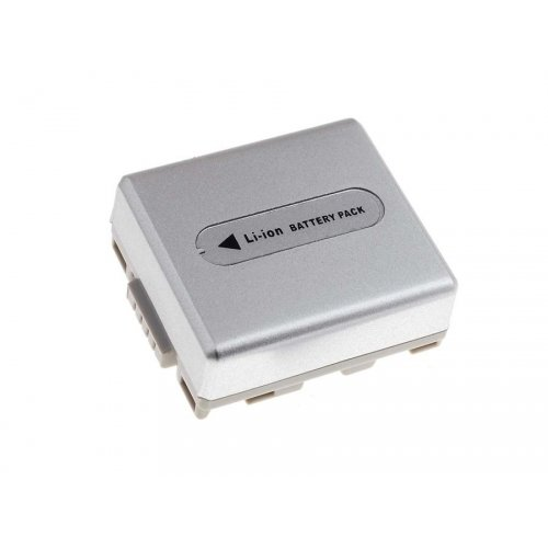 Akku für Panasonic NV-GS320 720mAh, 7,2V, Li-Ion