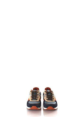 Sneakers Uomo Napapijri 41 Grigio/blu 13833564 Autunno Inverno 2016/17