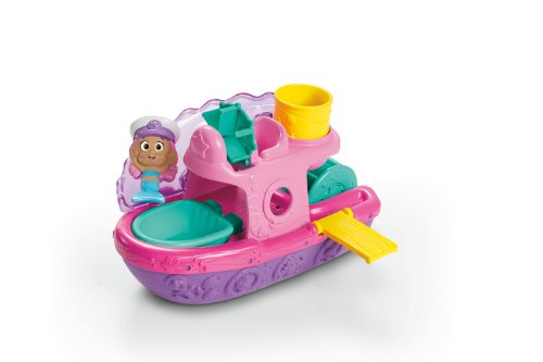 Fisher-Price Bubble Guppies Bubble Boat - 1
