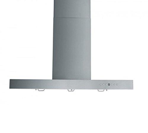 Z Line KE2i-36 Stainless Steel Island Mount Range Hood, 36-Inch (36 Island Range Hood Vent compare prices)