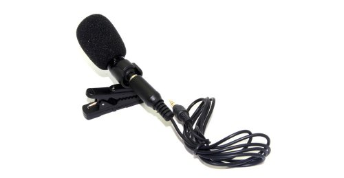 Brand Professional Stereo Recording 3.5Mm Micphone Mic For Univesal&Iphone