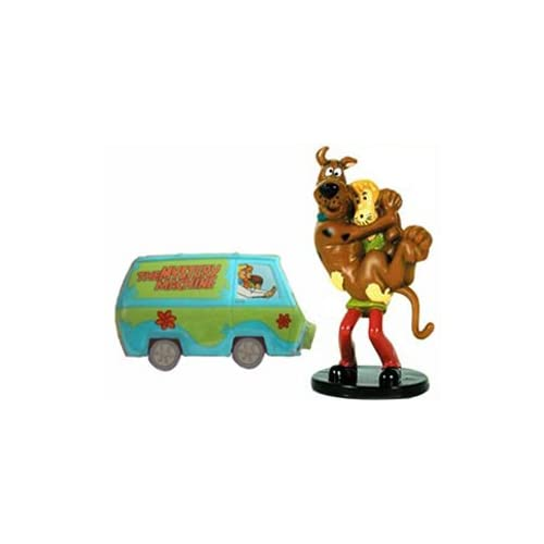 Scooby Doo Cake Toppers Piece 3