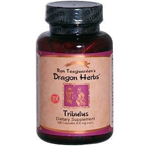 Tribulus Terrestris - 100 capsules, 500 mg Chaque