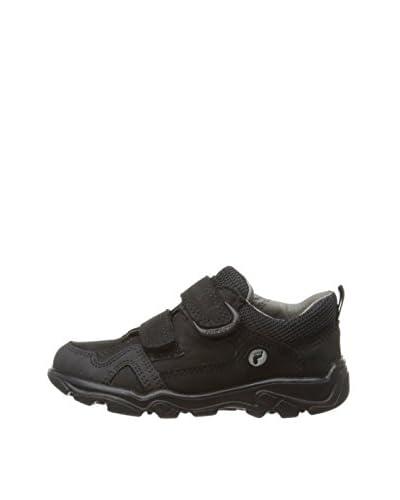Ricosta Sneaker Alta Timo [Nero]