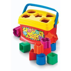 Fisher Price Shape Sorter