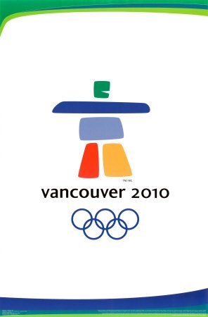 Vancouver Olympic Games 2010 Poster