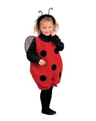 Cute as a Little Lady Bug Costume - NEW DESIGN - see details.
