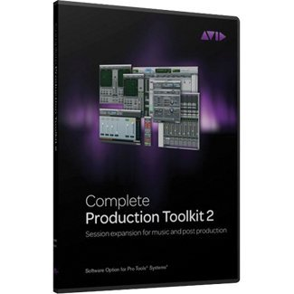 Avid Complete Production Toolkit - Boxed