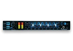 ROCKWOOD XR-096 9 BAND PASSIVE GRAPHIC EQUALIZER