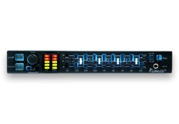 Rockwood Xr-096 9 Band Passive Graphic Equalizer