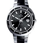 Rado D Star Black Dial Stainless Steel Mens Watch R15959152 by Rado