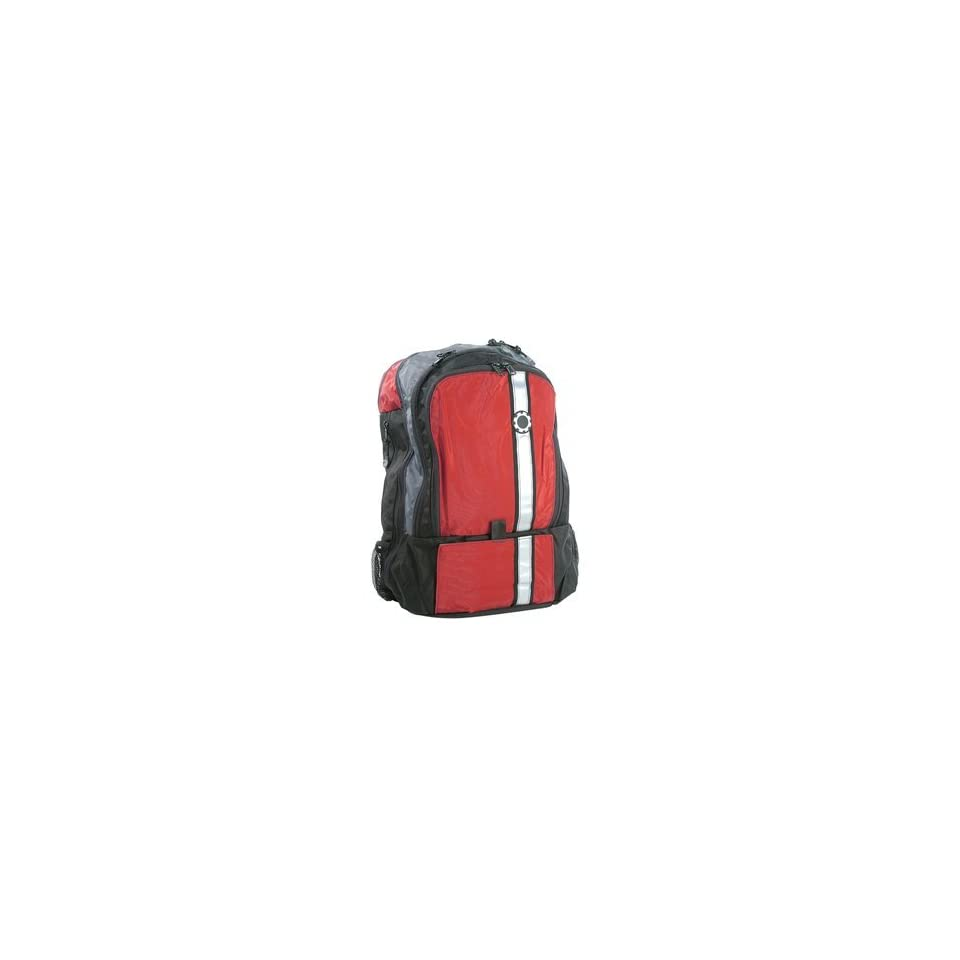 eac459033a DadGear BP RS RD Retro Stripe Backpack Diaper Bag on PopScreen