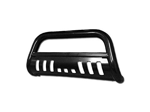 BLACK HD BULL BAR BRUSH PUSH BUMPER GRILL GRILLE GUARD 07-14 ESCALADE AVALANCHE (2009 Chevy 2500 Hd Grill Guard compare prices)